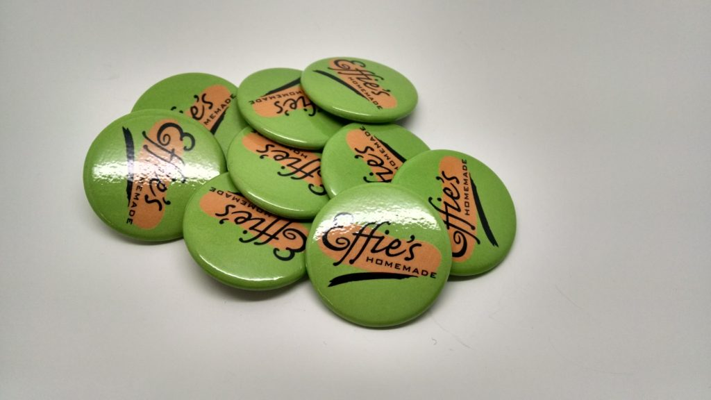 Effies Custom Buttons