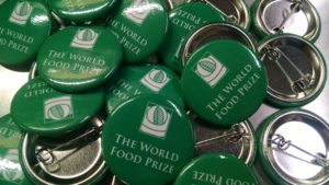 Let's get Fed! World Food Prize